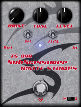 IgniteAmps TS-999 SubScreamer