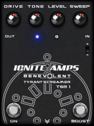 IgniteAmps TSB-1 Tyrant Screamer